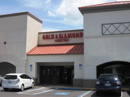 The Gold and Diamond Center in St. Petersburg, FL